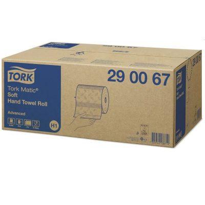 Tork Matic® Soft tekercses kéztörlő