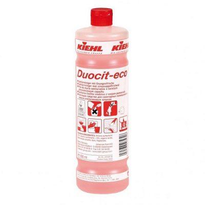 Kiehl Duocit-eco 1 litereres szaniter tisztító narancs illattal