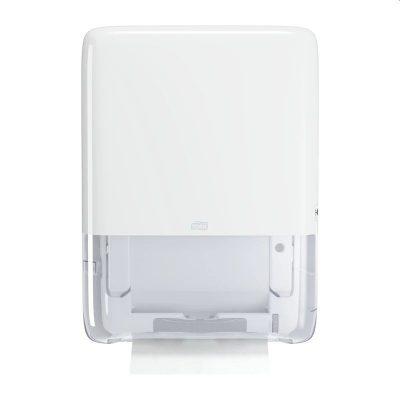 Tork PeakServe® mini folyamatos® adagolású kéztörlőpapír-adagoló fehér