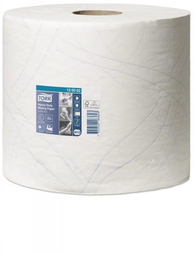 Tork nagyteljesítményű törlőpapír fehér
