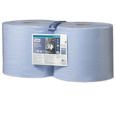 Tork ipari nagyteljesítményű törlőpapír kék