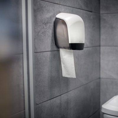 Katrin Jumbo toalettpapír-adagoló, fehér