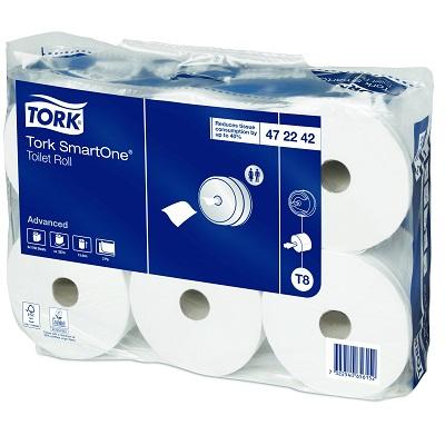 Tork SmartOne® tekercses toalettpapír