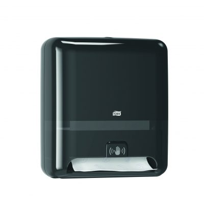 Tork Matic® tekercses kéztörlő-adagoló Intuition™ szenzorral, fekete