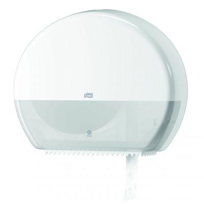Tork Jumbo toalettpapír-adagoló, fehér