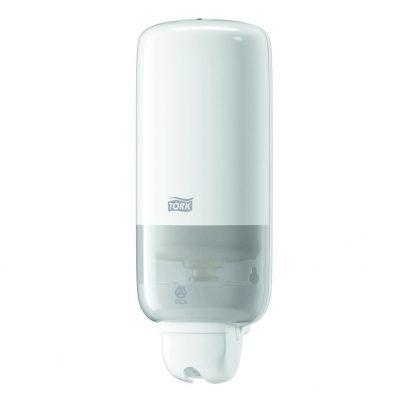 Tork folyékony- és sprayszappan-adagoló fehér