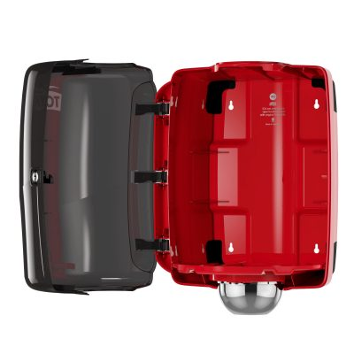 Tork Maxi belsőmagos adagoló piros/fekete