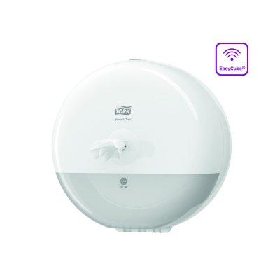 Tork SmartOne® toalettpapír-adagoló fehér