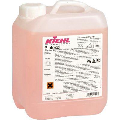 Kiehl Blutoxol folyékony élelmiszeripari fertőtlenítő tisztítószer koncentrátum