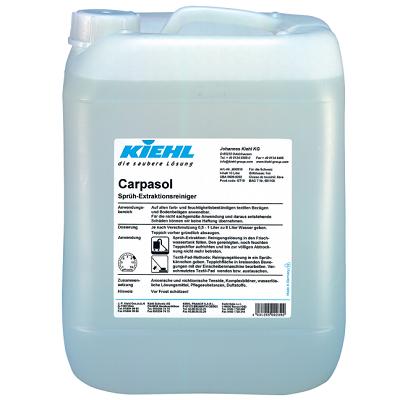 Kiehl Carpasol 10 literes szóró extrakciós szőnyegtisztítószer