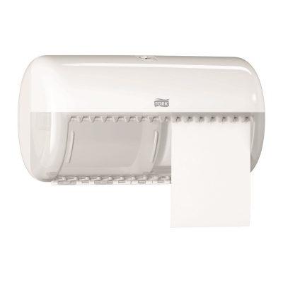 Tork kistekercses toalettpapír adagoló fehér