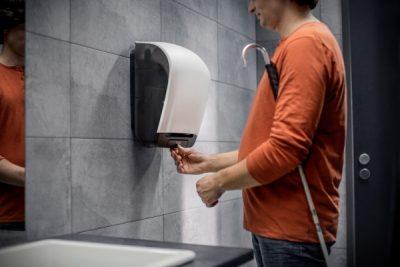 Katrin System Kéztörlő adagoló fehér