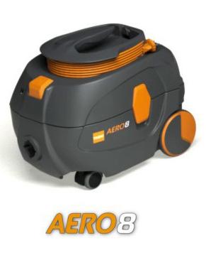TASKI AERO 8 PLUS nagy teljesítményű porszívó
