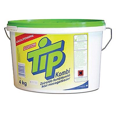 Tip® Kombi Professional fertőtlenítő kézi mosogatópor, kiváló zsíroldó hatással