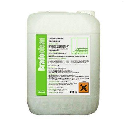 Bradoclean felületfertőtlenítő koncentrátum 5 liter