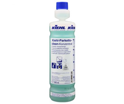 Kiehl Parketto-clean 1 literes koncentrátum fából készült- és laminált padló tisztítószer