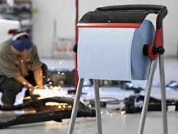 Tork hordozható állvány piros/fekete