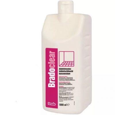 Bradoclear 1000ml aldehidmentes felületfertőtlenítő