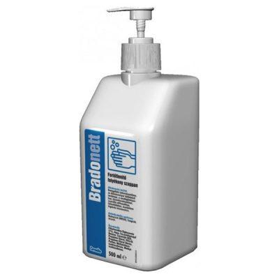 Bradonett 500ml pumpás fertőtlenítő folyékony szappan