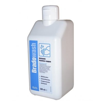 Bradowash 500ml folyékony szappan